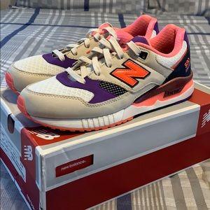 West147 x New Balance 530 size 9